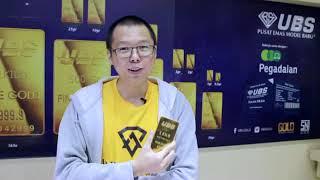 Video Testimonial Pedagang Logam Mulia UBS MP3, 3GP, MP4, WEBM, AVI, FLV Juli 2018