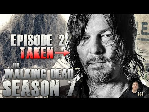 The Walking Dead Season 7 Episode 2 The Well - Video Predictions!