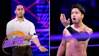 Nonton Mustafa Ali Returns To Confront Hideo Itami  Wwe 205 Live  Aug  28  2018 Film Subtitle Indonesia Streaming Movie Download