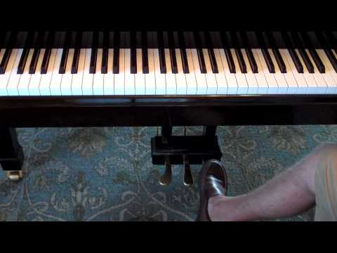 How To Use The Pedal On The Piano Lessons