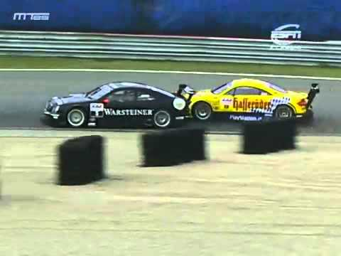 ABT - The Best Finish Of The New DTM - Zandvoort 2001 Alzen vs Abt.