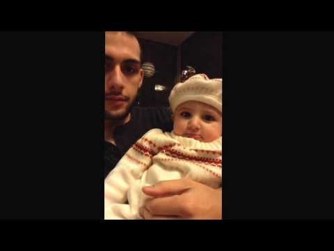 OneYearOld Baby Learns to Beatbox with Her