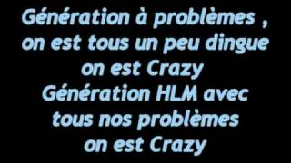 Soprano-Crazy (paroles)