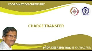 Mod-01 Lec-23 Charge Transfer