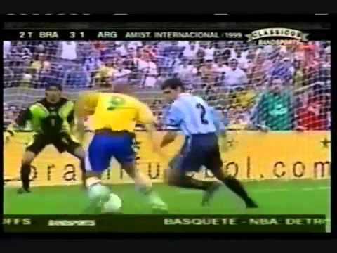 Ronaldo BÉo và Siêu Kinh điển với Barca 2005