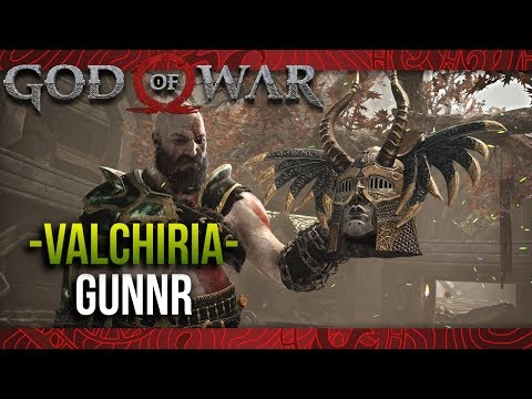 God of War (ITA)- Valchiria: Gunnr