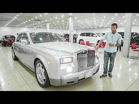 Khám phá chiếc Rolls-Royce Phantom đầu tiên về Việt Nam của ông Hoàng Lụa |XEHAY.VN| - Thời lượng: 28 phút.