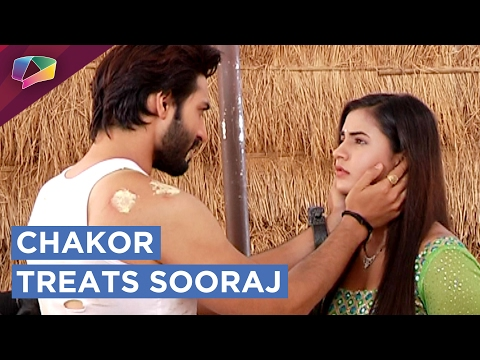 Sooraj gets injured, Chakor treats him | UDAAN |