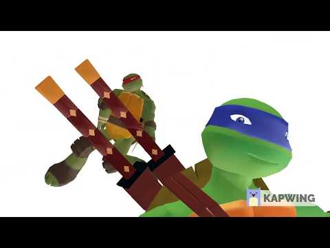 Mlp TMNT Cafeteria Song