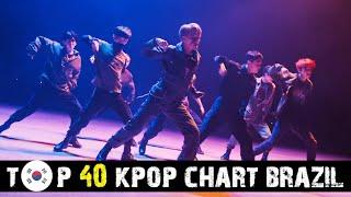Lançamentos da semana adicionados ao Chart: EXO - MONSTER (+Pré-votada) HEIZE - SHUT UP & GROOVE U-KISS...