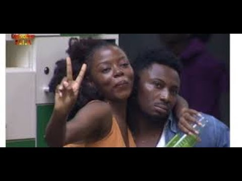 BBNaija: Ex-housemates Diane reveals her emotions towards sir dee. Look at what she said