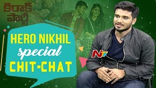 Video Hero Nikhil Exclusive Interview || #KirrakParty Movie || Full Video || NTV MP3, 3GP, MP4, WEBM, AVI, FLV Maret 2018