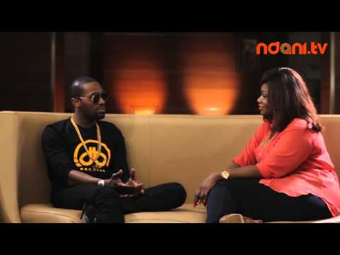 0 Video :Dbanj on The Juice with ToolzToolz Juice dbanj