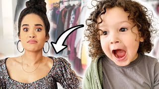 I Let My Kid Pick My Outfits!?! by Clevver Style