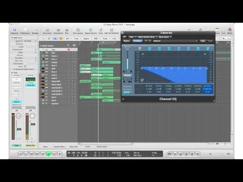 How To – Logic Pro 9 Tutorial – Low Pass/High Cut Filter Effect Heard In Pop/RnB Music