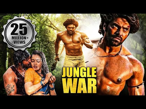 Jungle War Full South Indian Hindi Dubbed Movie | Arya, Catherine Tresa | Telugu Hindi Dubbed Movies