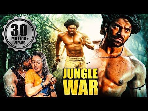 Jungle War Full Hindi Dubbed Movie | Arya, Catherine Tresa | Telugu Hindi Dubbed Movies
