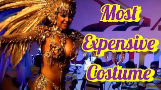 Video MOST EXPENSIVE COSTUME EVER CRAFTED: BRAZILIAN COSTUME USED BY 2014 RIO CARNIVAL QUEEN MP3, 3GP, MP4, WEBM, AVI, FLV September 2018