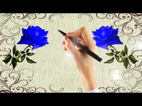 Футаж для монтажа видео Поздравление с Днем рождения Fоотаgе hd - DomaVideo.Ru