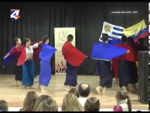 Intercambio cultural Ecuador – Argentina – Uruguay