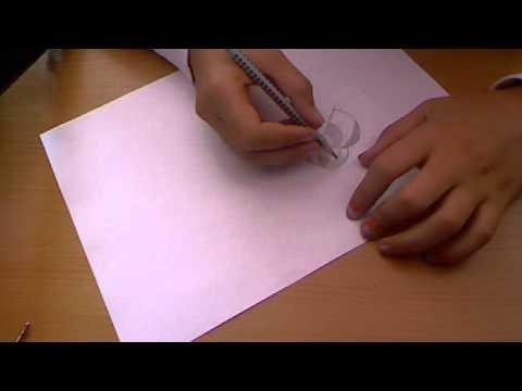 comic gesicht oder smiley zum mit zeichnen