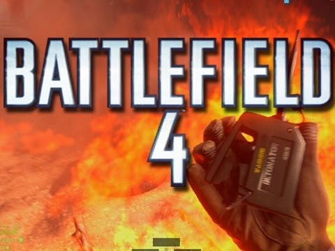 Battlefield 4 China Rising Funny Moments with SideArms!  (Dirt Bike Explosions, Fails, and More!)