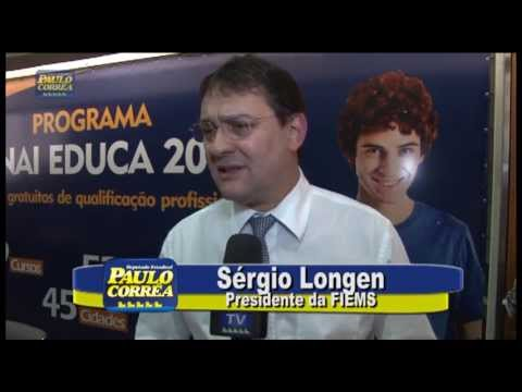Campo Grande - Lançamento Programa Senai Educa