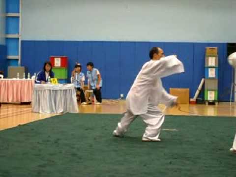 冷先鋒-2008全港公开赛冠軍