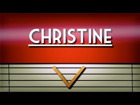 CHRISTINE: Bad Romance (1983 Film)