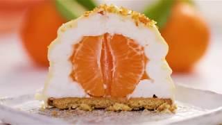 Fun Surprise Dessert Recipe   Clementine Bomb by Tastemade