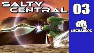 Salty Central 03 | A SM4SH MONTAGE