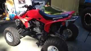 10. How To Check Transmission Fluid Level On a Honda TRX 450R