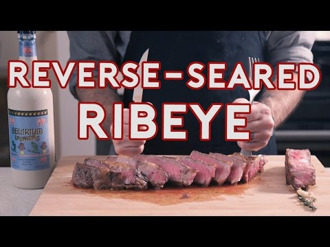 How to Reverse-Sear a Steak