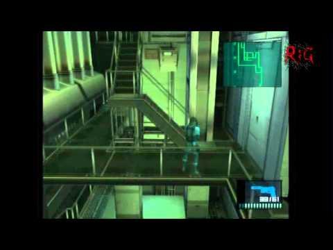Metal Gear Solid 2 Прохождение с комментариями Часть 3