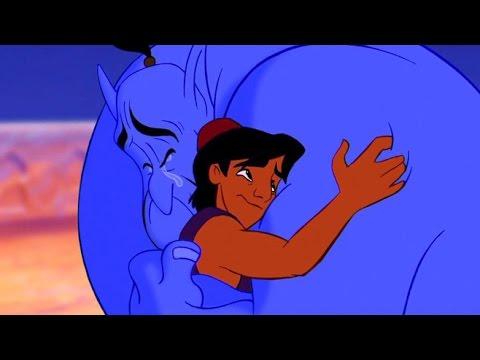 Turning Robin Williams into %27Aladdin%27s%27 Genie