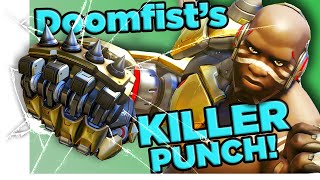 The DEADLY Physics of Doomfist! | The SCIENCE!... of Overwatch