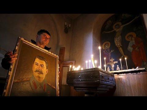 Ρωσία: 63η επέτειος από τον θάνατο του Στάλιν