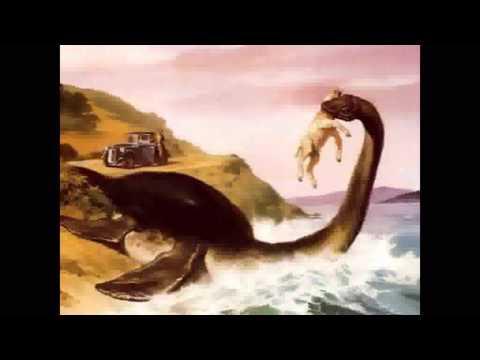 Michael Fairs'CRYPTOZOO Loch Ness Monster 1