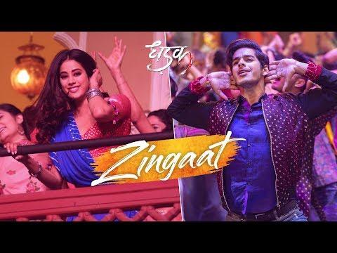 Video Zingaat | Dhadak | Janhvi & Ishaan | Shashank Khaitan | Ajay - Atul | In Cinemas Now download in MP3, 3GP, MP4, WEBM, AVI, FLV January 2017