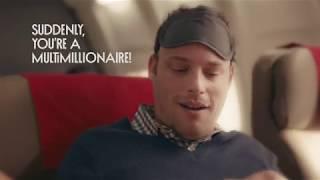 New Multi-Millionaire Ticket