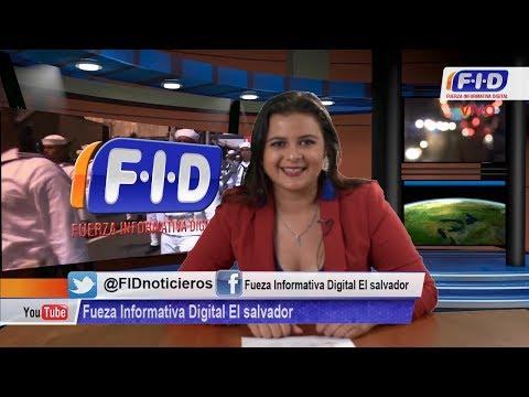 FODES entregado por el Gobierno será de $1,387 millones; estas y otras noticias en Fuerza Informativa Digital