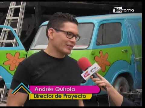 Se realizan carros de películas animadas para la Comic Con 2019