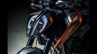 4. First Look - 2019 KTM 790 Duke | Details KTM 790 Duke at the 2017 EICMA show in Milan