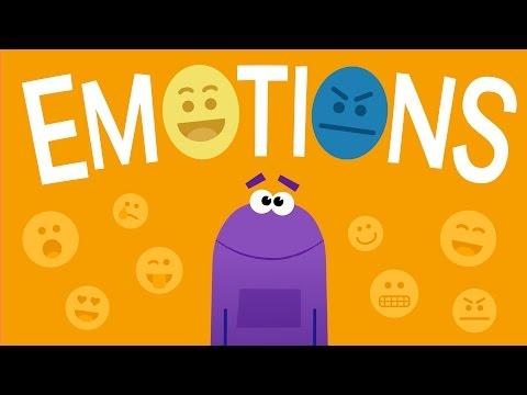 """Emotions"" - StoryBots Super Songs Episode 8   Netflix Jr"