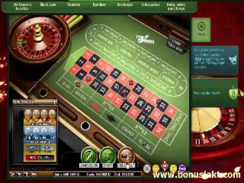 Mr Green Casino Introduktion