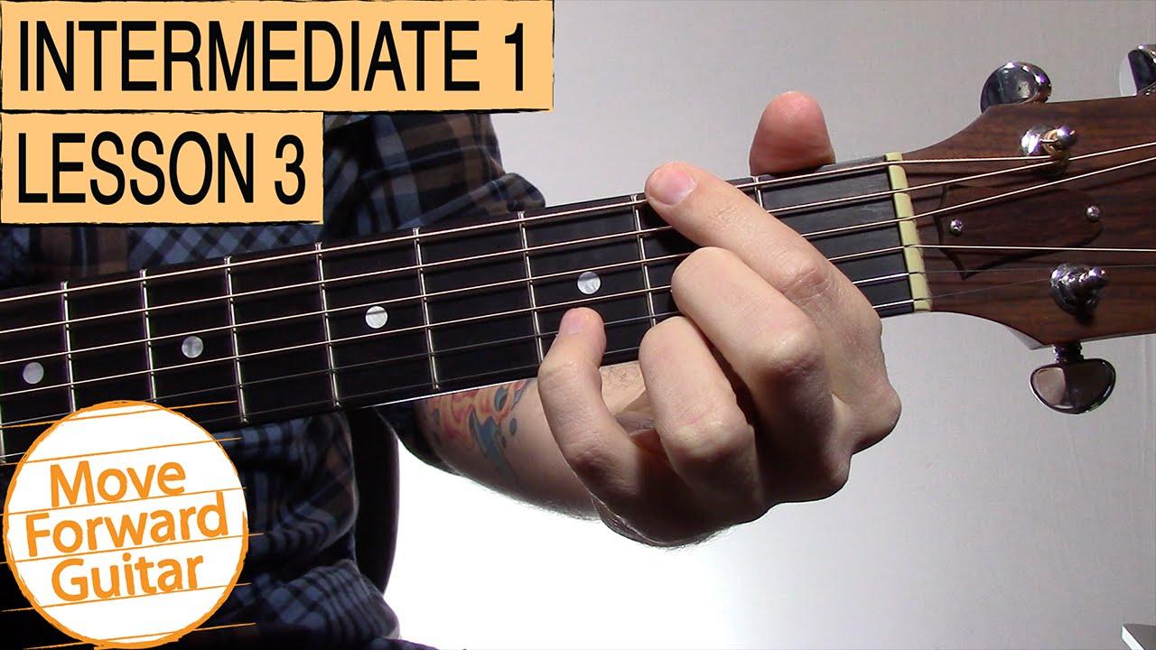 Intermediate Guitar 1 – Root Notes & Slash Chords