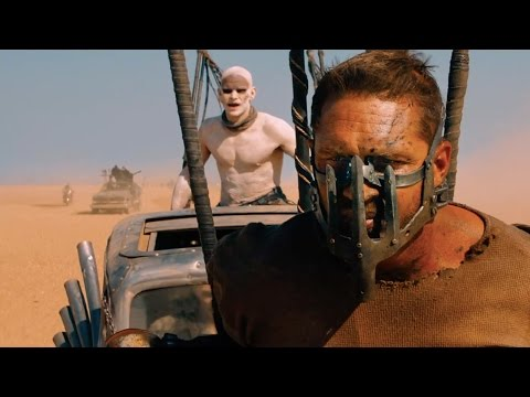 Mad Max: Fury Road - Comic-Con First Look [HD]