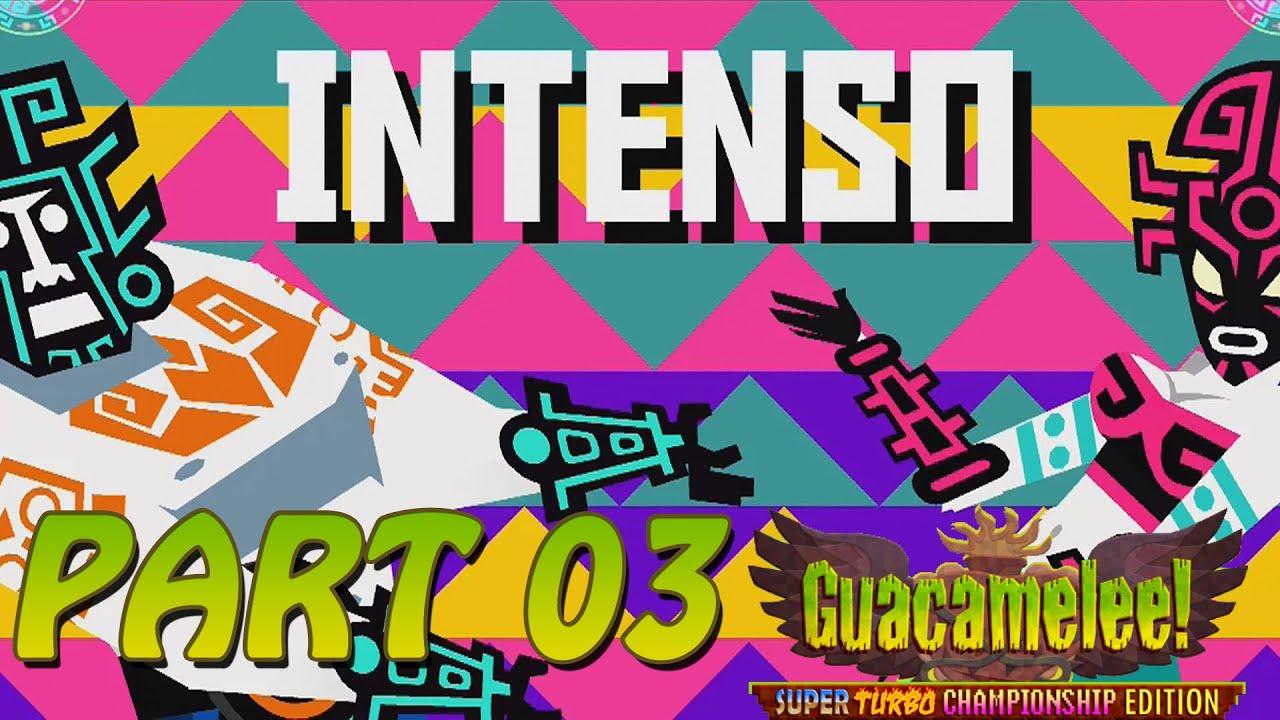 Hünchen im Regentempel – Let's Play: Guacamelee! (Part 03)