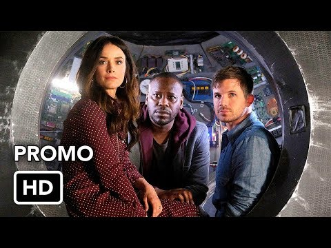 "Timeless Series Finale Event ""Save History"" Promo (HD)"