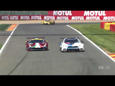 #wec - 6 Hours Of Spa - Race Highlights